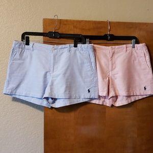 Ralph Lauren Ladies Shorts